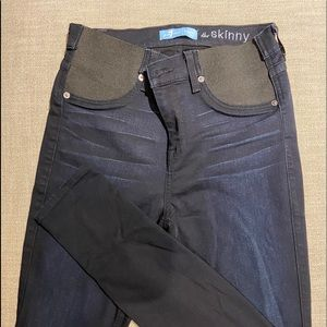 7 For All Mankind Maternity Jeans - B(air)
